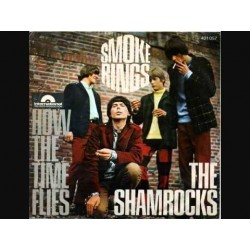 Shamrocks The - How the time flies|1966    Polydor 421057