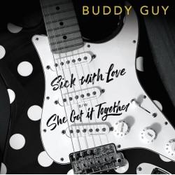 Guy Buddy – Sick With Love 2017   RCA – 88985-41825-1-10´ Vinyl-RSD-Limited