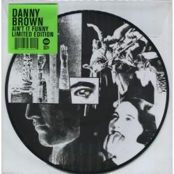 Brown Danny  – Ain't It Funny|2017    Warp Records – 10WAP399-2017 10´´ Vinyl
