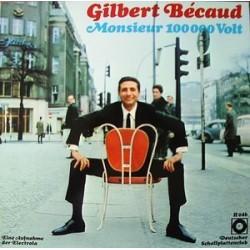 Bécaud Gilbert – Monsieur 100 000 Volt  Deutscher Schallplattenclub – H 046