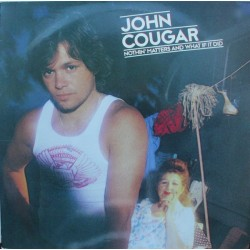 Cougar ‎John – Nothin' Matters And What If It Did|1984 Mercury ‎– 814 994-1