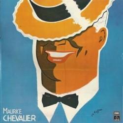 Chevalier  Maurice – Portrait Of Maurice Chevalier 1976 2 C176-15402/3