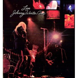 Winter Johnny And – Live Johnny Winter And|2012 Friday Music – FRM-30475