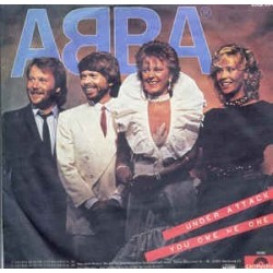 ABBA – Under Attack / You Owe Me One|1982     Polydor – 2002 204-Single