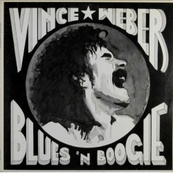 Weber Vince – Blues 'n Boogie|1977 EMI Electrola – 1 C 064-32 295