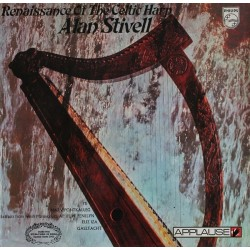 Stivell ‎ Alan – Renaissance Of The Celtic Harp |1971 Philips ‎– 6414 406