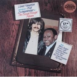 Hampton Lionel & Axel Zwingenberger – The Boogie Woogie Album|1982 Telefunken 6.25427