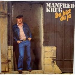 Krug Manfred – Da Bist Du Ja|1979 Intercord – INT 160.112