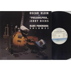 Klein Oscar & Jerry Ricks  -  Blues panorama vol. 2|1990   Koch 122423