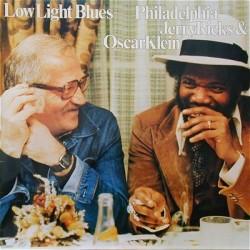 Ricks Philadelphia Jerry  & Oscar Klein – Low Light Blues|1980    LR 42.007