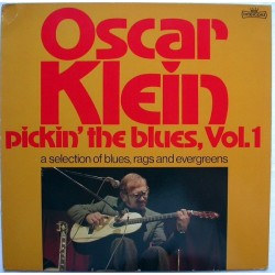 Klein Oscar  – Pickin' The Blues, Vol.1|1976      Intercord – INT 150.005