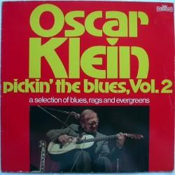 Klein Oscar – Pickin' The Blues, Vol. 2|1976       Intercord – 150 006