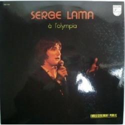 Lama  Serge  – À L&8217Olympia|1974  Philips6621 020
