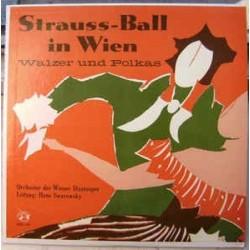 Strauss-Ball In Wien: Walzer Und Polkas | Orchester Der Wr. Staatsoper-Hans Swarowsky -MMS-2186