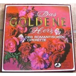 Various – Das Goldene Herz der romantischen Operette | Marcato – 76 363 -6LP-Box