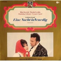 Strauß Johann-Eine Nacht In Venedig- Rita Streich, Nicolai Gedda..| EMI – 1C 061 - 28 200