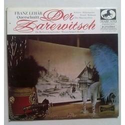 Lehar FranzDer-Zarewitsch|eurodisc 14425
