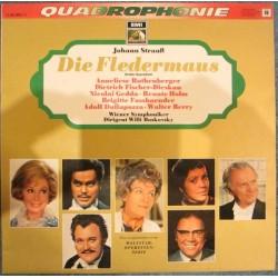 Strauss Johann-Die Fledermaus- Grosser Querschnitt |1972 Electrola 1 C 061-28 823 Q