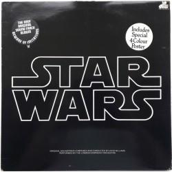 Williams John- The London Symphony Orchestra – Star Wars-Original Soundtrack |1977     BTD 541-without Poster