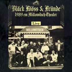 Bläck Fööss – Bläck Fööss & Fründe - 1989 Em Millowitsch-Theater (Live) |EMI – 1C 2LP 198-7 92890 1