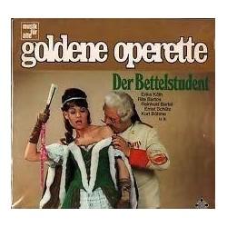 Millöcker Carl - Der Bettelstudent - gr.Querschnitt-Goldene Operette |NT 730
