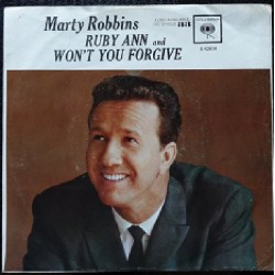 Robbins ‎Marty – Ruby Ann|1962     Columbia ‎– 4-42614-Single
