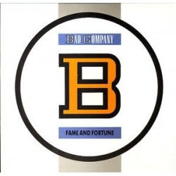 Bad Company ‎– Fame And Fortune|1986 	781 684-1 Europe