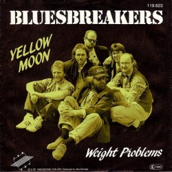 Bluesbreakers – Yellow Moon / Weight Problems|1989 Ton Art– 119.623-Single