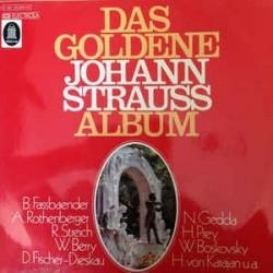 Strauss Johann – Das Goldene Johann Strauss Album | Odeon – C 187-30 200/01