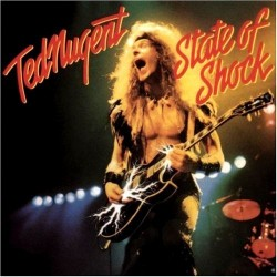 Nugent Ted – State Of Shock 1979 Epic – EPC 83646