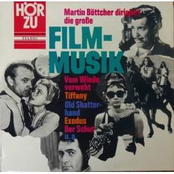 Böttcher Martin & Sein Orchester – dirigiert die große Filmmusik HÖR ZU – SHZT 534