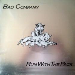 Bad Company – Run With The Pack|1976 LSI 73043 Yugoslavia