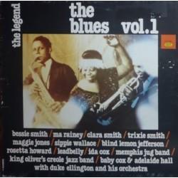 Various – The Legend, The Blues Vol. 1|1982       Joker – SM 3947