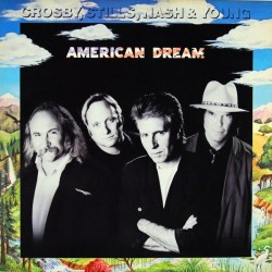Crosby, Stills, Nash & Young – American Dream|1988 Atlantic 781888-1