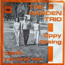 Harden Trio The ‎– Tippy Toeing|1966 CBS ‎– 2.207-Single