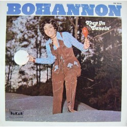 Bohannon – Keep On Dancin&8217|1974 Dakar Records DK 76910