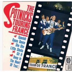 Spotnicks The – The Spotnicks Touring France|Karusell – KSEP 3308-Single-EP