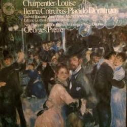 Charpentier Gustave – Louise|1976     CBS 79302-3 LP-Box