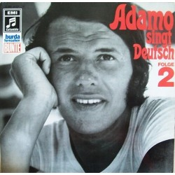 Adamo – Adamo Singt Deutsch Folge 2 Columbia – 1 C 062-23 251 D
