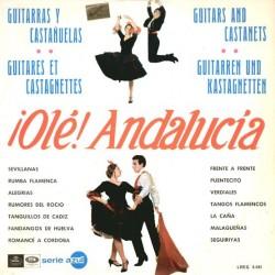 Guitarras Y Cuerpo De Baile – ¡Olé! Andalucia 1J 048-20862
