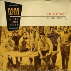 Alpert Herb & The Tijuana Brass ‎– The Very Best|1986    A&M Records ‎– 396 906-1