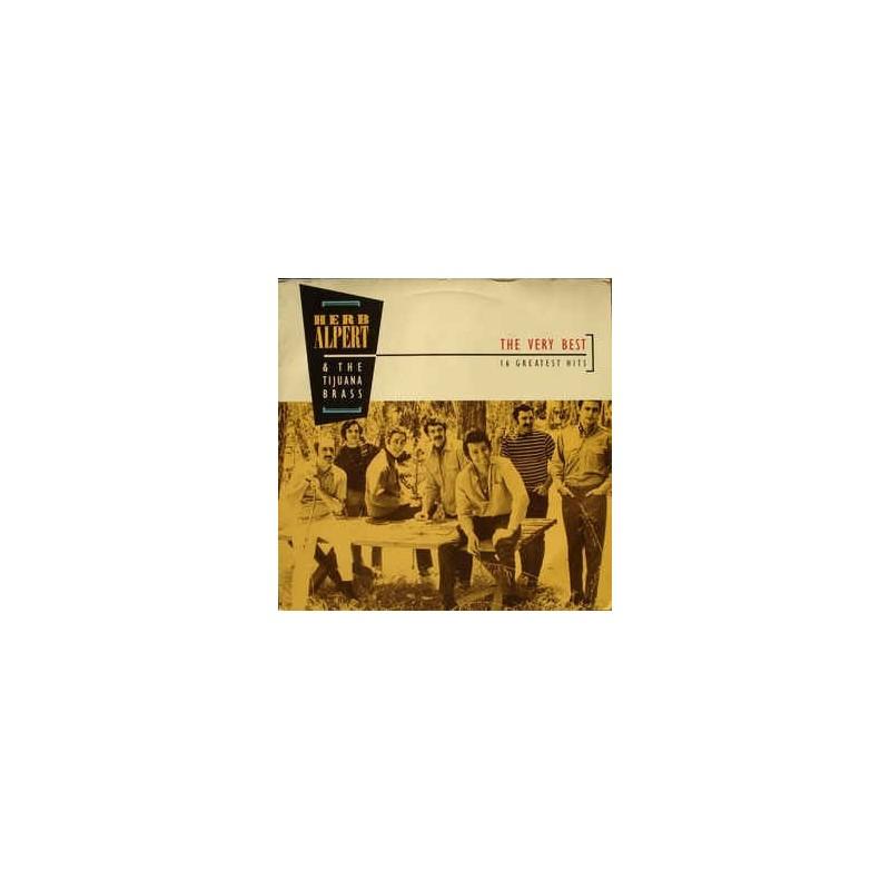 Alpert Herb & The Tijuana Brass – The Very Best|1986    A&M Records – 396 906-1