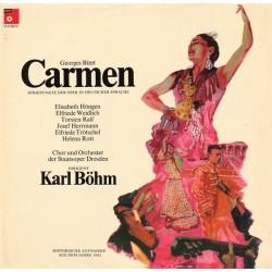 Bizet Georges – Carmen- Karl Böhm|BASF – 10 21362-5