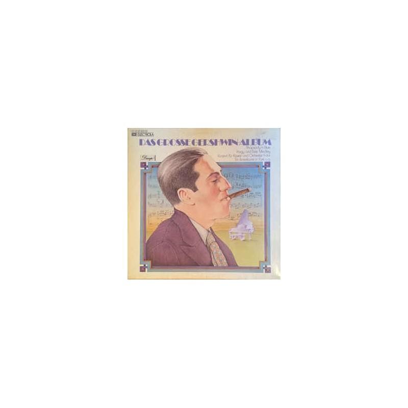 Gershwin George Das Grosse Gershwin Album Emi Electrola