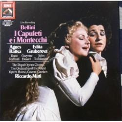 Bellini-I Capuleti e i Montecchi- Baltsa, Gruberova. R. Muti 1985 EMI 157-2701923