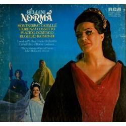 Bellini- Norma- Caballe-Domingo- Raimondi 1973 RCA LSC 6202/1-3