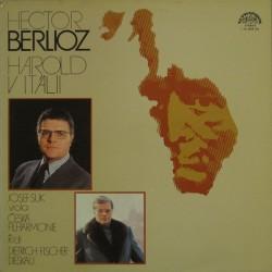 Berlioz Hector- Josef Suk-Dietrich Fischer-Dieskau – Harold V Itálii 1977 Supraphon – 1 10 2005