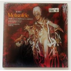 Boito – Mefistofele -Treigle-Domingo-Caballé.... 1974 Angel Records – SCLX-3806