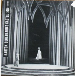 Bartók Béla – Bluebeard's Castle (A Kékszakállú Herceg Vára) Qualiton – LPX 1001