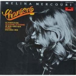 Mercouri Melina – Chansons 1974 Polydor – 2459 320